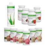 Pack batido fórmula 1 + Té + Concentrado de herbal aloe