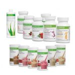 Pack batido fórmula 1 + Té + Concentrado de herbal aloe + Vitaminas