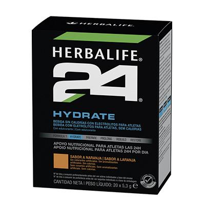 H24 Hydrate Naranja Herbalife