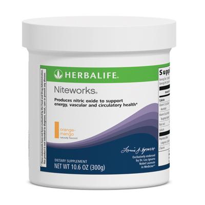 Niteworks de Herbalife