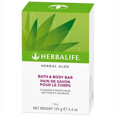 Pastilla de jabón de baño corporal Herbalife