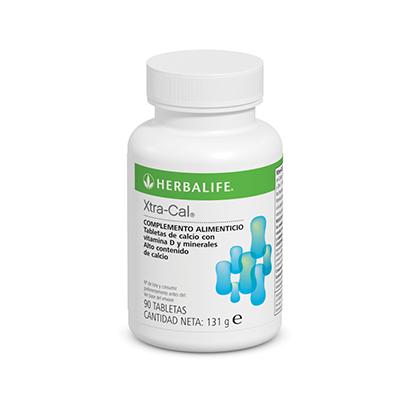 Tabletas de Xtra-Cal de Herbalife