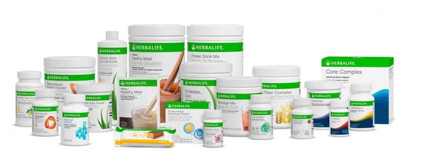 Cómo comprar productos Herbalife