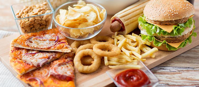 Alimentos que no deberías combinar