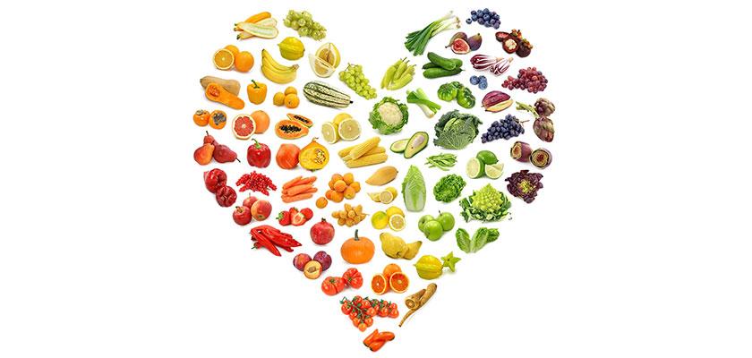 Alimentos para tener un corazón fuerte