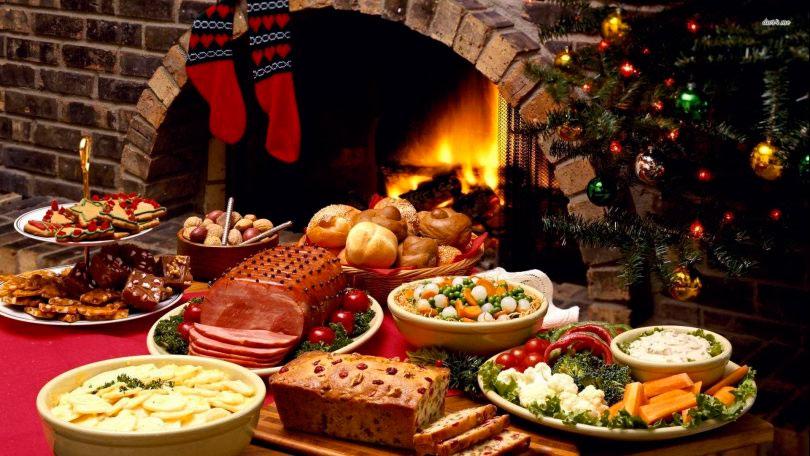No engordar en navidad